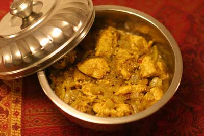 Goa Vindaloo