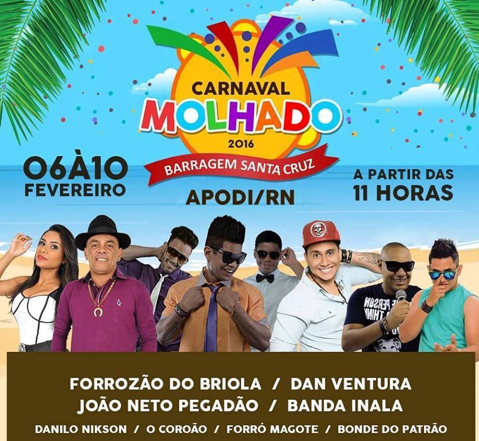 Carnaval Molhado