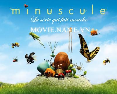 Minuscule Thế giới côn trùng 3 DVD Full Link MF)