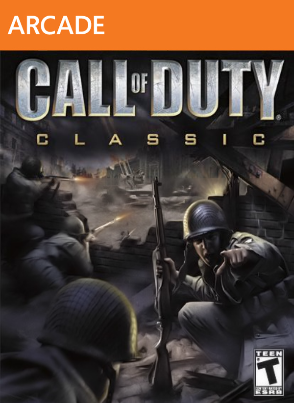 [ARCADE] Call of Duty Classic [RUS] (Релиз от R.G.DShock)