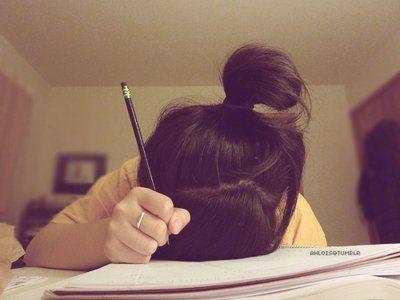 Sobre estudar e trabalhar