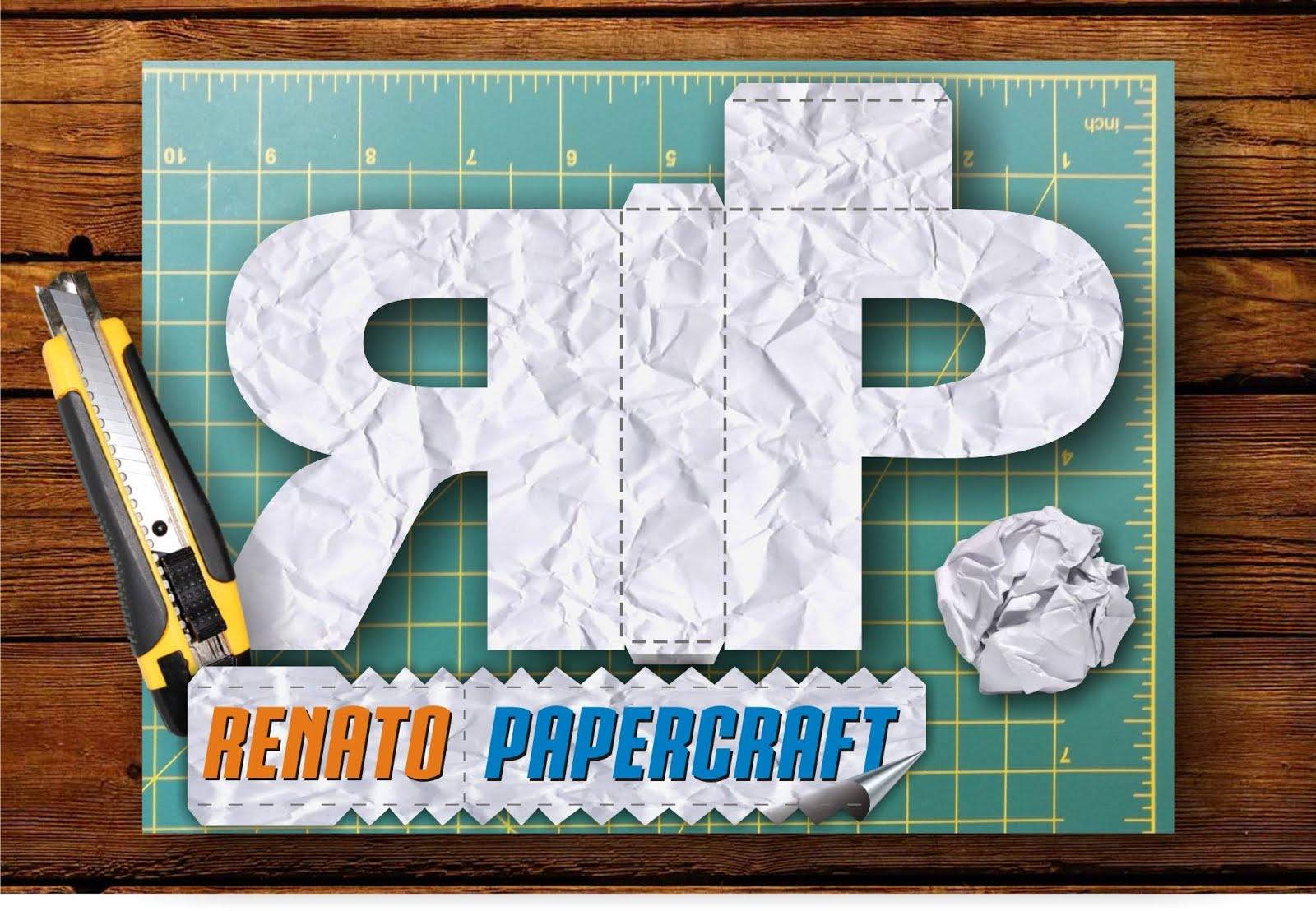 Renato Papercraft