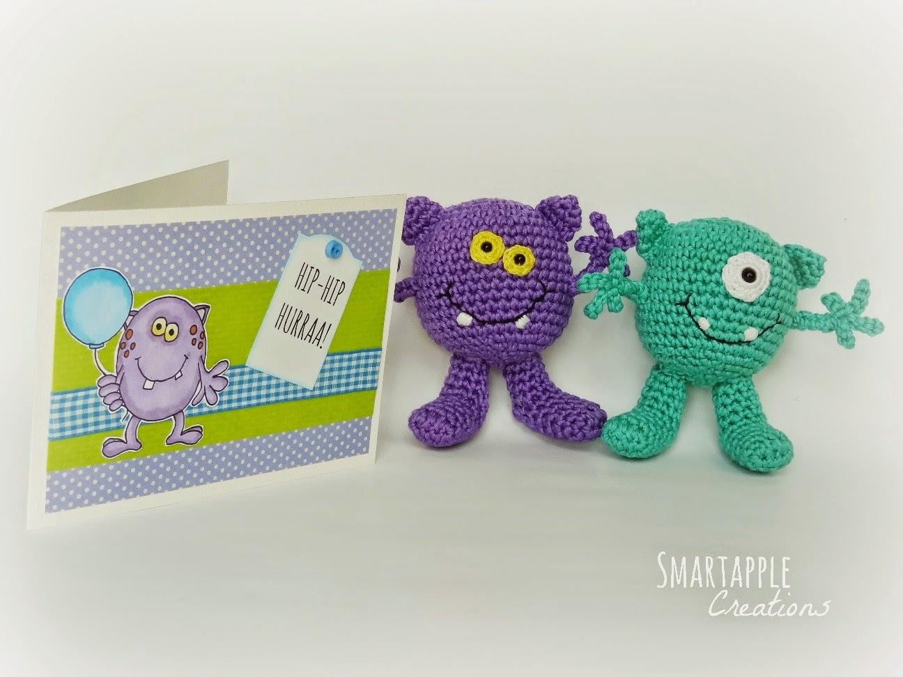 Smartapple Creations - amigurumi and crochet: Little ...