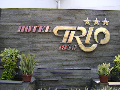 Hotel Trio Bandung, Kolam Renang Harga Murah