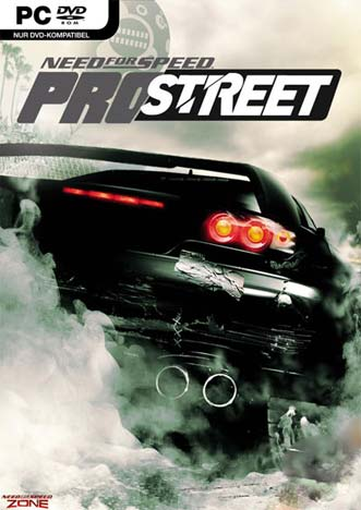 Need for Speed ​​ProStreet-RELOADED