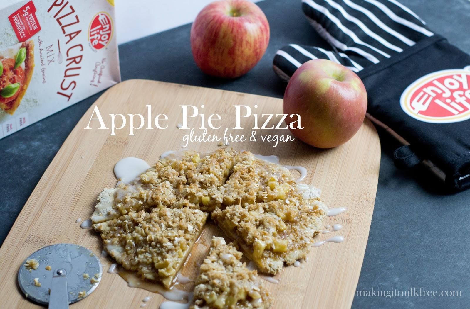 #glutenfree #vegan #applepie #dessert