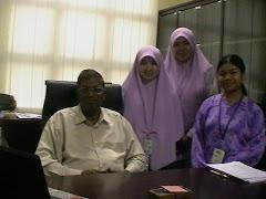 Interview bersama Prof Khantasamy