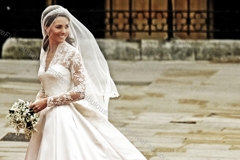 Diary of a High Street Girl: The Royal Wedding Dress!