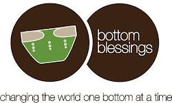 Bottom Blessings: To provide cloth diapers to as many babies/orphans in Ethiopia as possible!