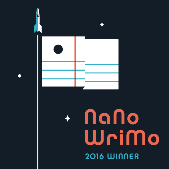 NANOWRIMO 2016 WINNER