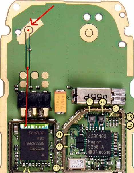 Nokia 1600 1112 1110 Signal Problem Solution
