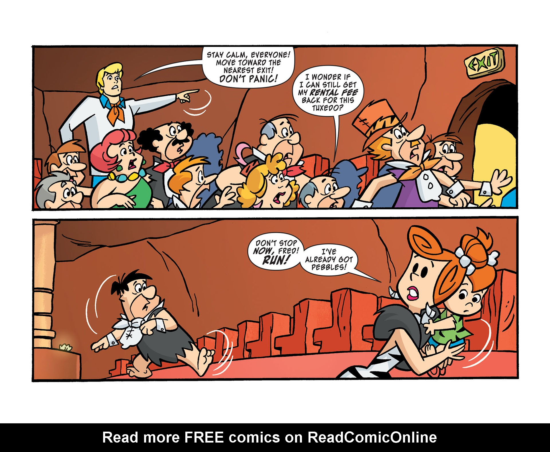 Read online Scooby-Doo! Team-Up comic -  Issue #14 - 5