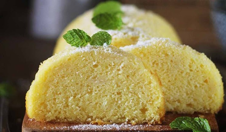 Resep Membuat Cake Tape Lembut