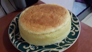 Resep Cotton Cake Keju Enak ala Bunda pipih nurhayati