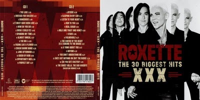 Roxette The 30 Biggest Hits XXX 2015