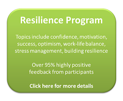 Our Resilience Program