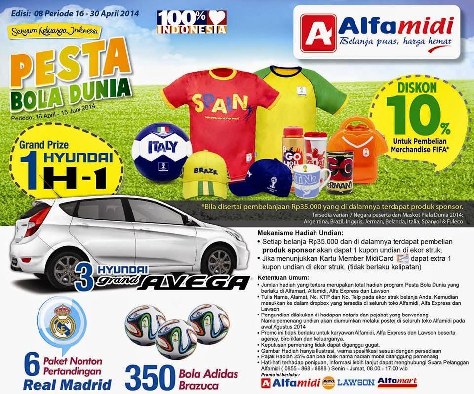 WOW! Promo Berhadiah 4 Unit Mobil Hyundai