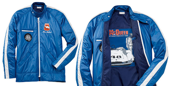 Porsche Steve McQueen Jacket | Porsche Steve McQueen Jacket price $500 | Men's racing jacket  Steve McQueen undeniably ranks among the coolest guys to have ever lived