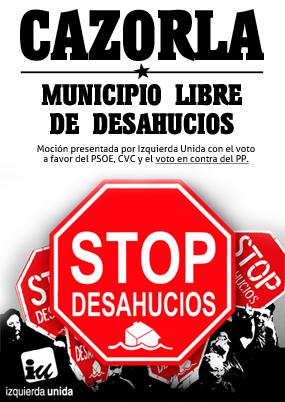 Municipio libre de desahucios