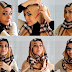 Cara Memakai Jilbab Modern Gaya Terbaru 2016