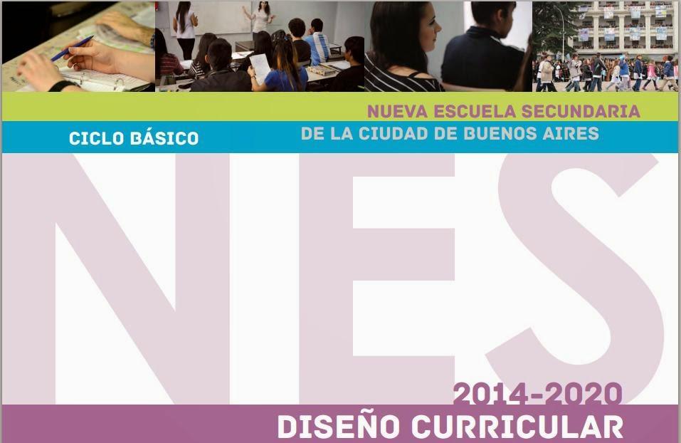 DISEÑO CURRICULAR 2014-2020