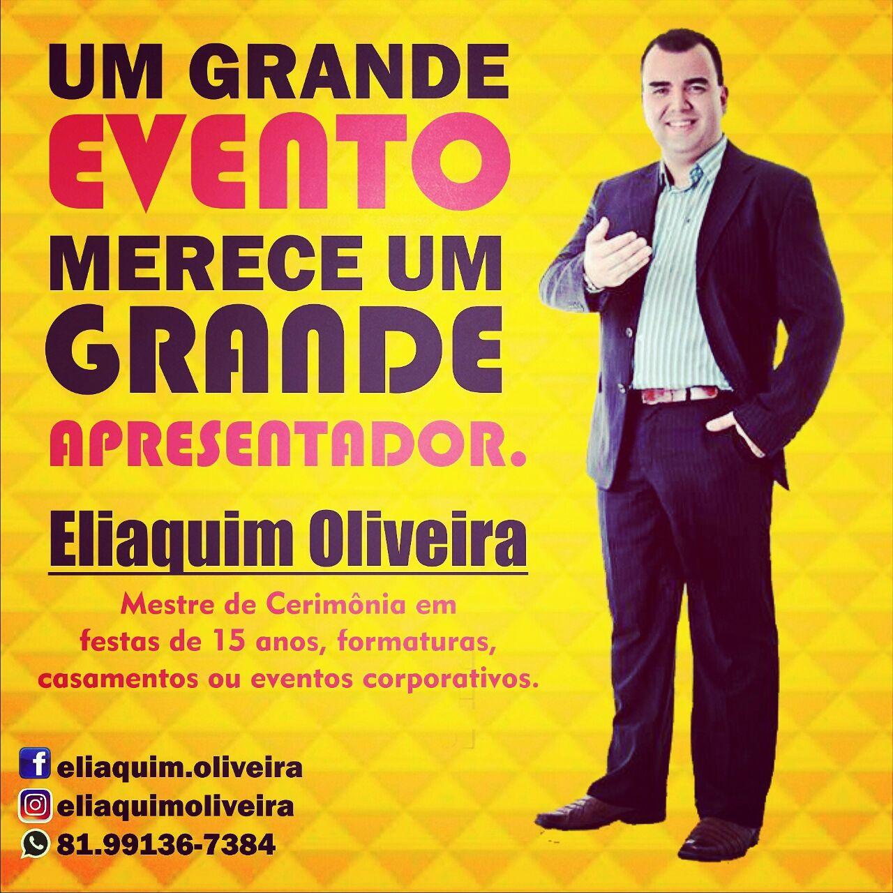 ELIAQUIM OLIVEIRA