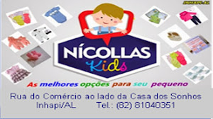 Nícollas Kids - Tel.: (82) 81040351