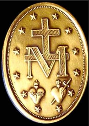 ¡Hagamos formación en forma de M y de Cruz para recibir a nuestra Señora en cualquier momento!.