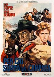 Por quién doblan las campanas (1943) Descargar y ver Online Gratis