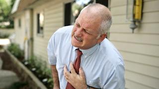kenali gejala serangan jantung