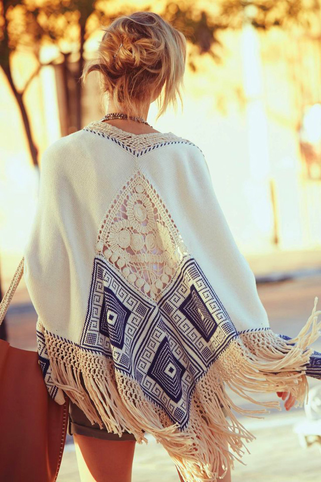 how to wear fringes, spring trend