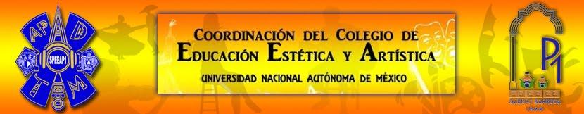 Colegio de EDUCACIÒN ESTÈTICA y ARTÌSTICA