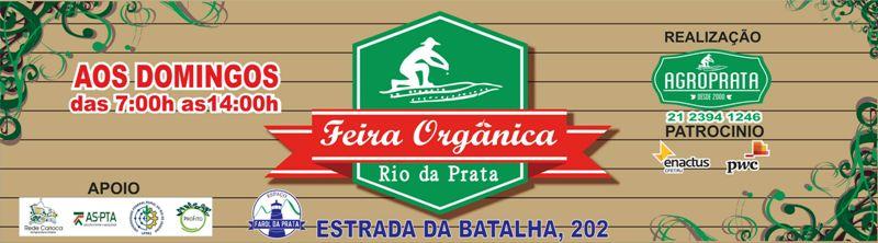 FEIRA ORGÂNICA DO RIO DA PRATA