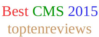 10 CMS Terbaik 2015 versi Toptenreviews Part 1