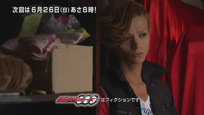Download Kamen Rider OOO Eps 39 | Kamen Rider Freaks || VL Fansub
