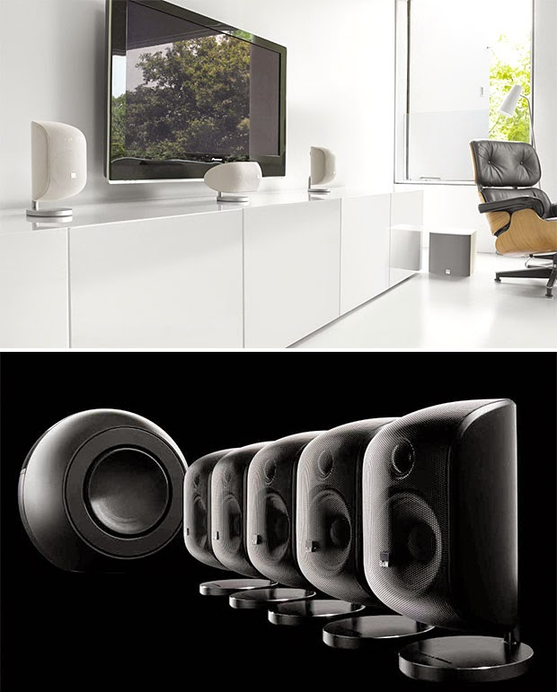 Home Entertainment Spaces: High End Audio Industry Updates: Mini Home Theater System