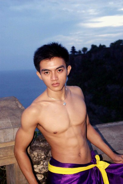 model cowok indonesia