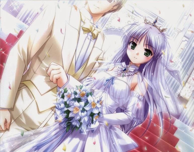 """穛 s4ku sek4i® 穛 s4ku sek4i: imagenes anime """" vestidos de novia"""