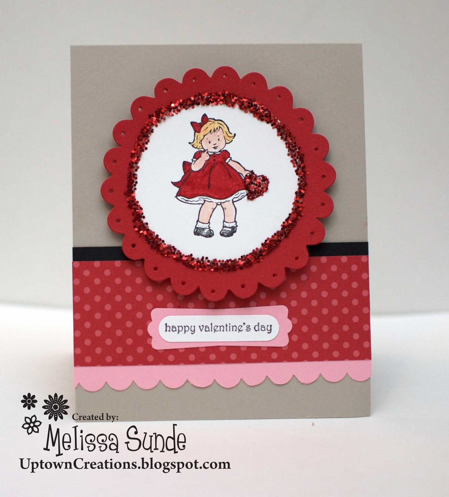 Uptown creations stampin up independent demonstrator january january stamp club girls night out cards kristyandbryce Image collections