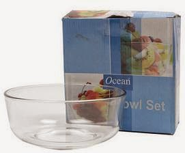 Ocean Assurance Big Bowl- Pack of 2 worth Rs.442 for Rs.299 with Free Home Delivery@ Pepperfry