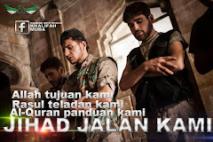 ya ALLAH matikan lah aku di dalam keadaan syahid jihad fisabilillah...