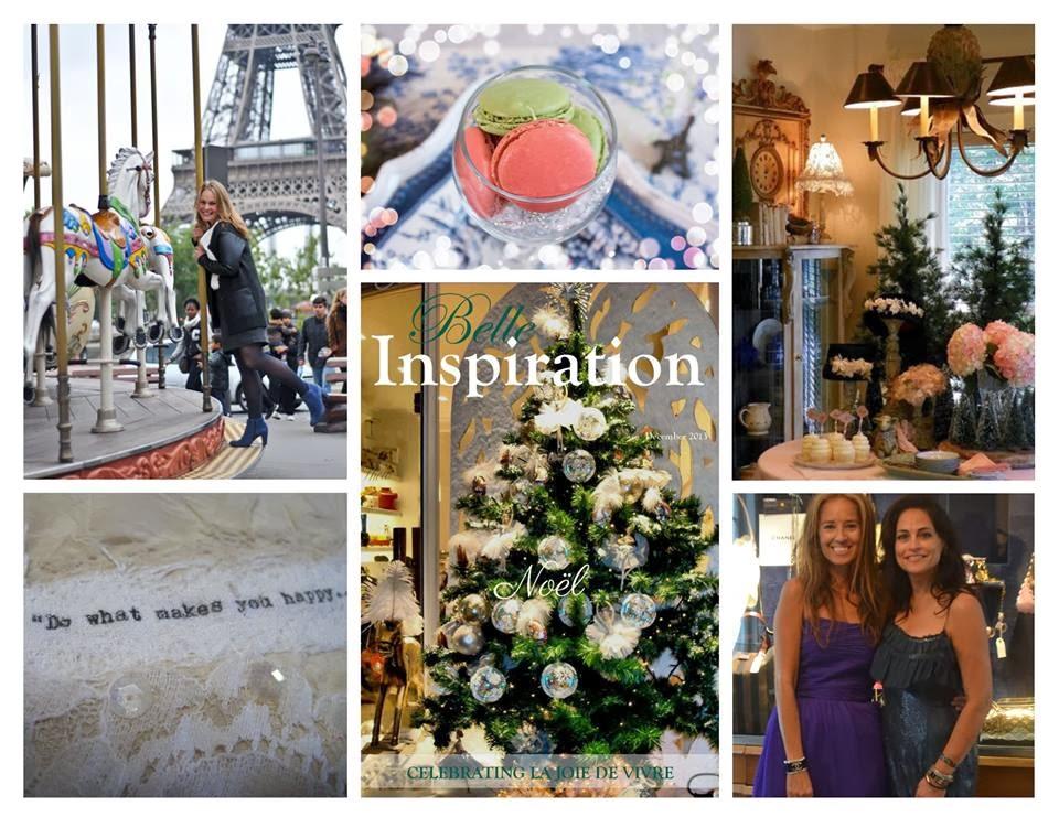 Belle Inspiration Noel 2013