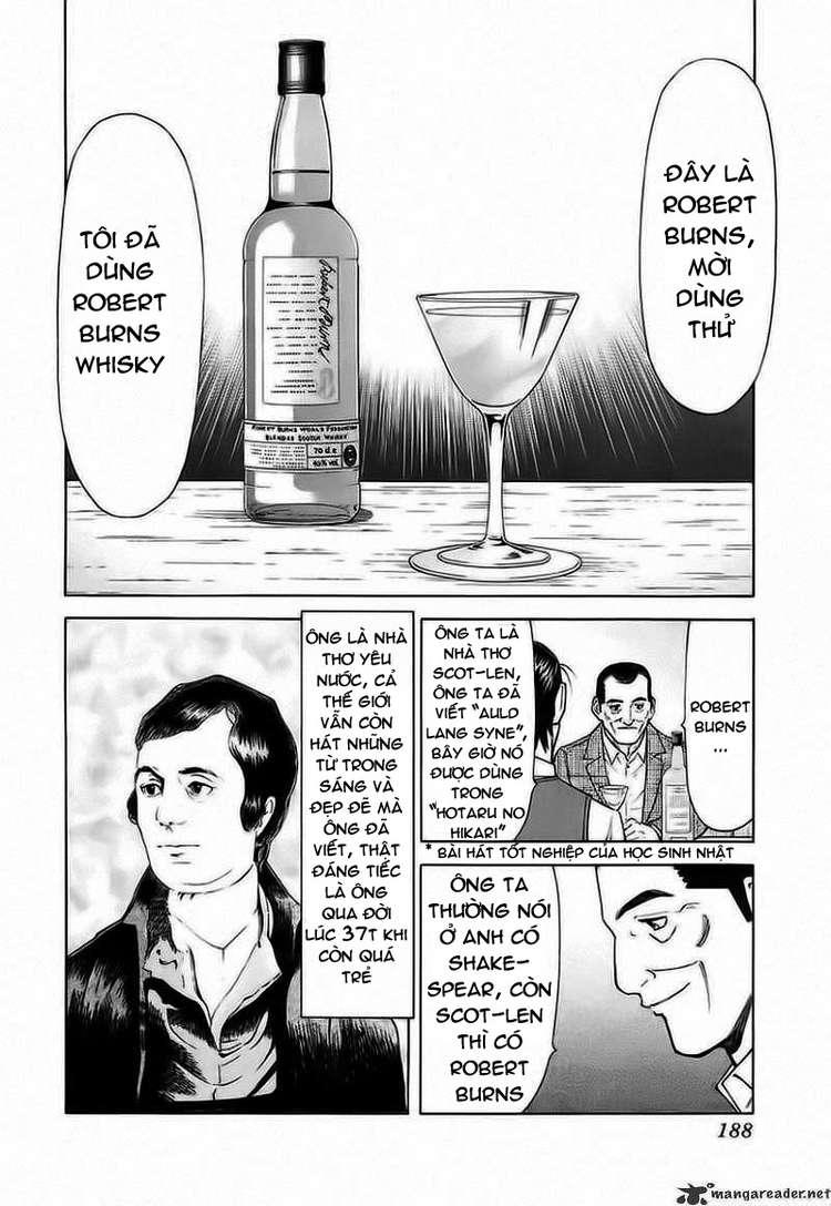 Bartender chap 39 Trang 18 - Mangak.info