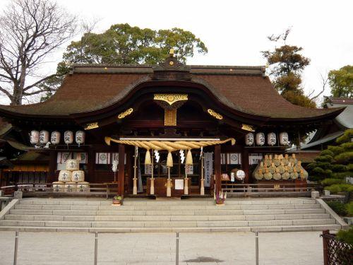 田村神社拝殿