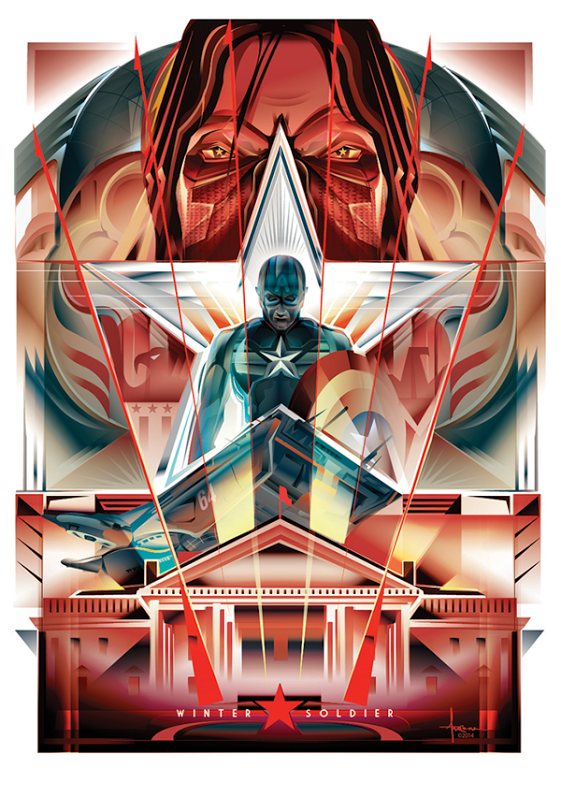 winter soldier by Orlando Arocena