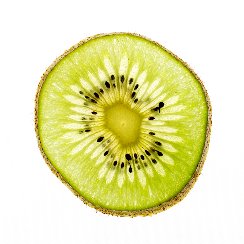 Sliced Kiwi