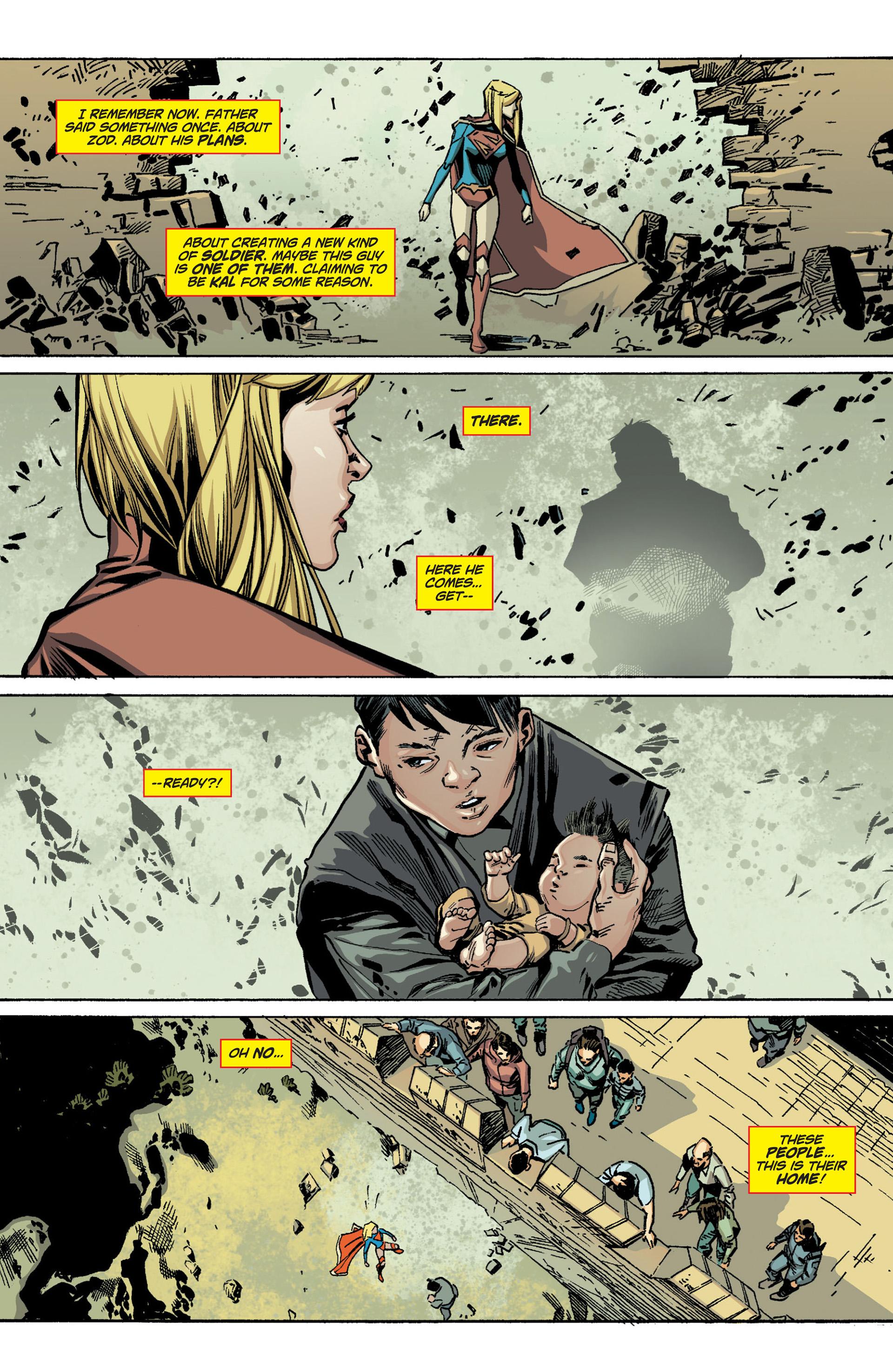Supergirl (2011) Issue #2 #4 - English 18