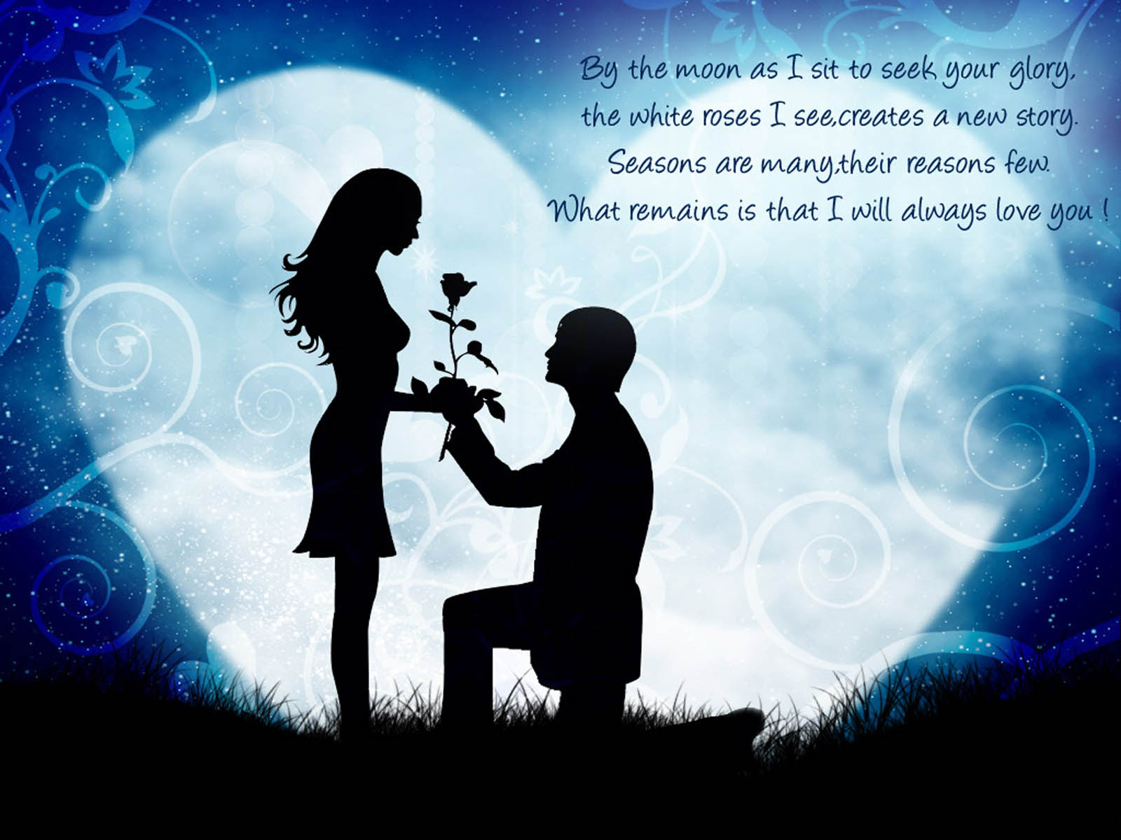 wallpapers: Love Quotes Desktop Wallpapers