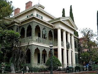 Haunted Mansion, Disneyland, Walt Disney