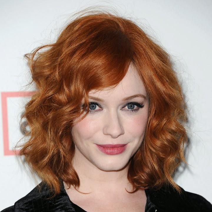 Kanya 39 s fashion look les coiffures tendances de cet - Quelle couleur porter quand on est rousse ...